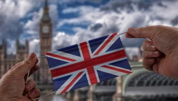 Frontières britanniques verrouillées: la livraison des colis n'est pas possible.